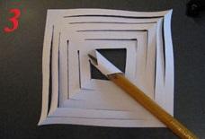 снежинок из бумаги