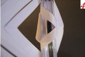 объёмные снежинки из бумаги
